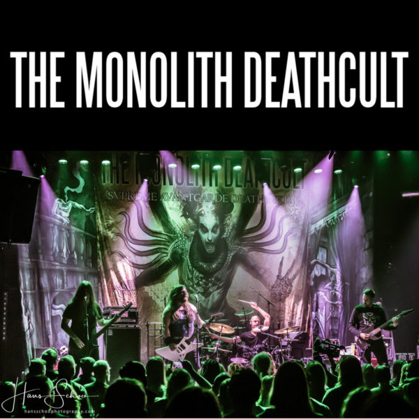 THE MONOLITH DEATHCULT (NL)